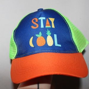 Other - NWT Kids' Stay Cool Hat Size 4-6x